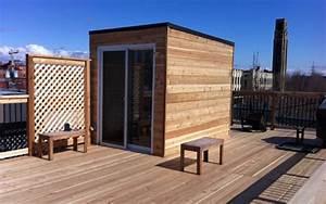 transformer le toit en terrasse oui c39est possible With faire un toit terrasse