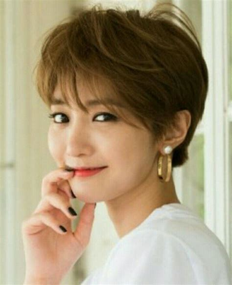 korean actor jun hee  short cut moms hairstyle hair