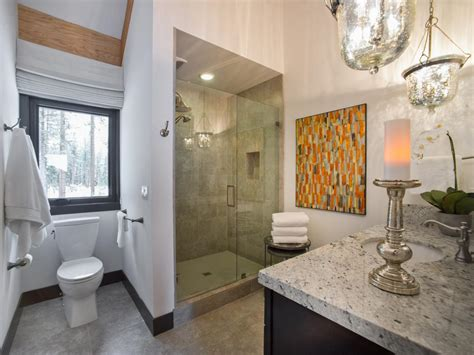 guest bathroom  hgtv dream home  pictures