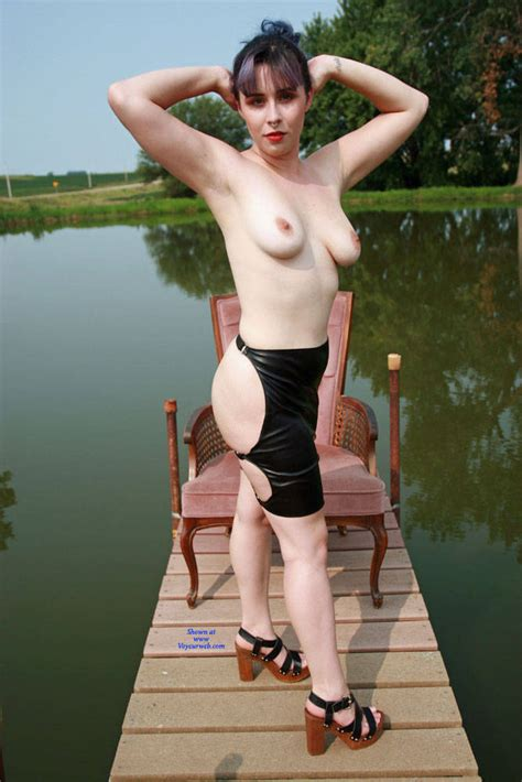 Topless At The Dock September Voyeur Web Hall Of Fame