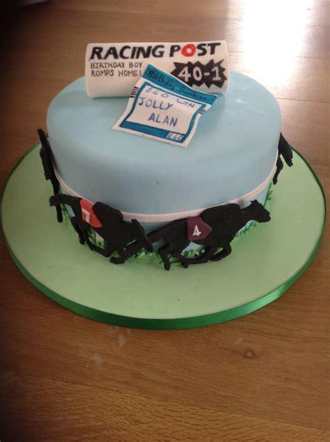 horse racing cake cake ideas pinterest racing cake