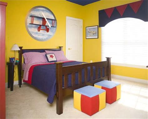 Kids Room Aircraft Airplane Interior Ideas