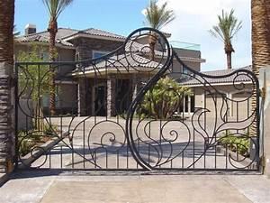 fabricant portail portillon grille clture en fer With superb decoration exterieur pour jardin 6 interieur marocain design 15