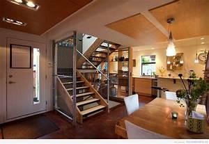 Ideas para decorar casas hechas con contenedores marítimos