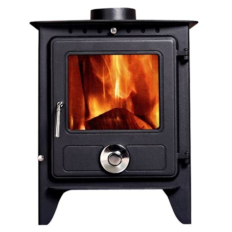 kw reepham clean burn log burner multi fuel woodburning