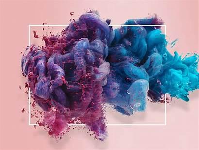 Smoke Colorful Wallpapers Creative Window Backgrounds