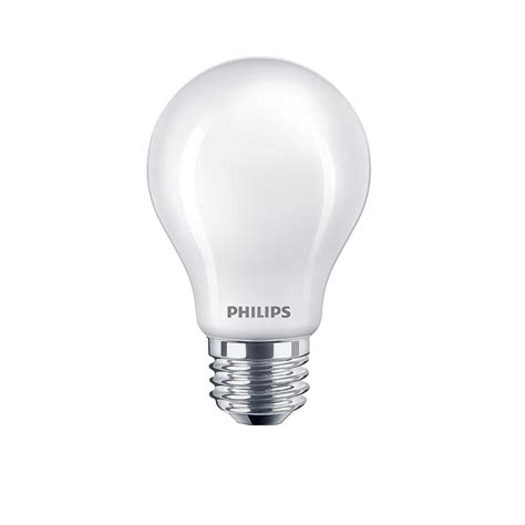 philips 40 watt equivalent soft white classic glass energy