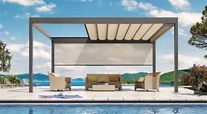 Pavillon Mit Lamellendach : bavona schafft elegante lebensr ume auf terrassen und g rten ~ Orissabook.com Haus und Dekorationen