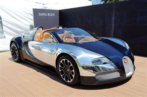 Bugatti Veyron Pur Sang Luxury Car For 3 Million