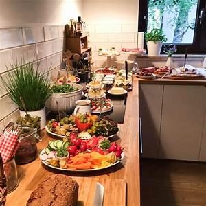Brunch Buffet Ideen : die besten 25 abendbrot ideen auf pinterest einfache ~ Lizthompson.info Haus und Dekorationen
