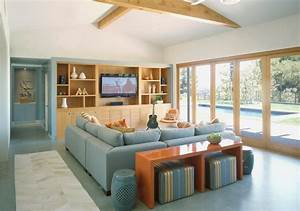 20 ranch style homes with modern interior style for How to decorate a ranch style house
