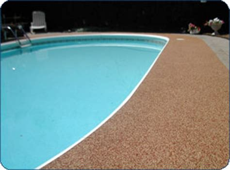 rubberized pool deck coating rubber depot do it yourself rubber surfacing welcome