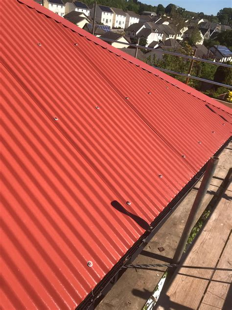 asbestos garage roof removal dawlish exeter torquay st
