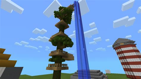 mcpe superflat creative world mcpe show  creation minecraft pocket edition