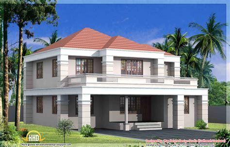 beautiful kerala style house elevations home appliance