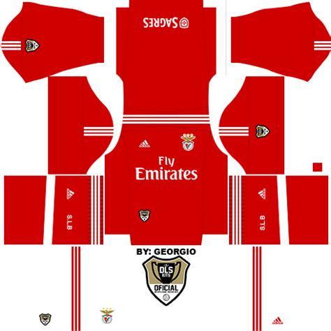 Kumpulan kit dls timnas indonesia terlengkap, diantaranya kit 2019, kit asean games 2018, kit dls aff 2018, kit garuda select, dan kit timnas lainya. Dream League Soccer Kits: Benfica 15/16 - DLS16 & FTS - By ...