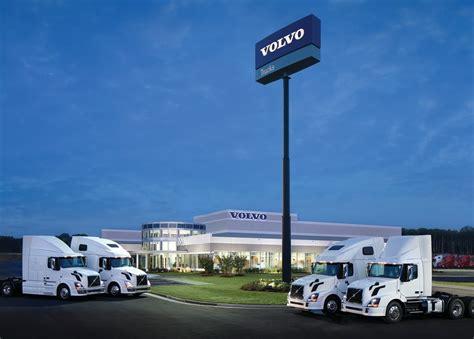 volvo trucks  dealer network strengthens support