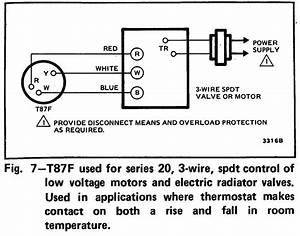 White Rodgers Thermostat Wiring Diagram 1f80 361