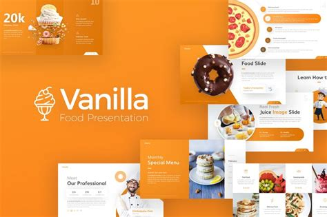 powerpoint food  templates