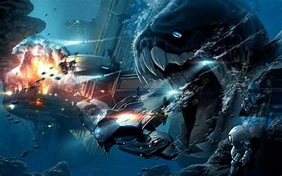 Wallpapers Sci Fi Alien Science Backgrounds Fiction