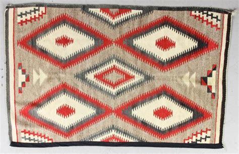 vintage area rug antique navajo dazzler rug 3157