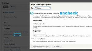 download drupal views template override free onthewebtracker With drupal custom view template