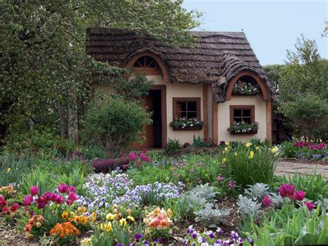 My Best Wallpapers Beautiful Cottage Picture