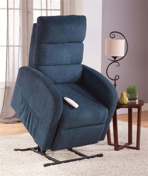 serta recliner chair serta newton power lift chair recliner in color petrol