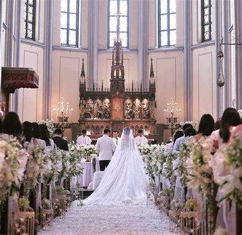 church wedding decorations ideas wedding celebration