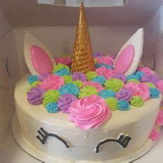 baskin robbins unicorn cake cakes ice cream birthday