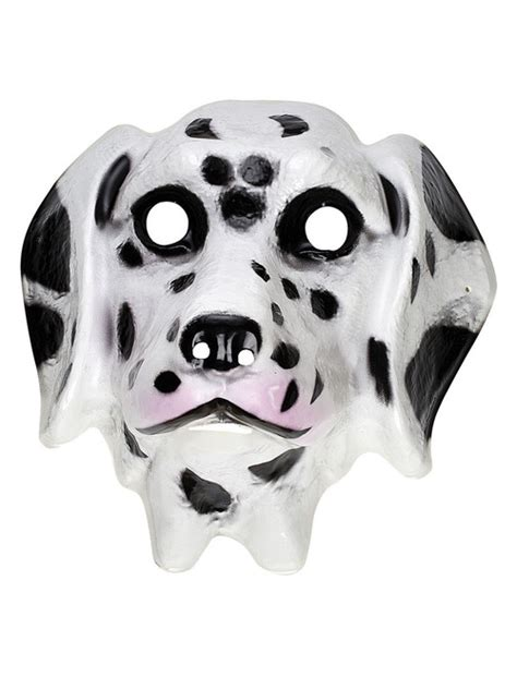 dalmatian mask party superstores