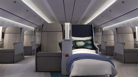 Crystal Aircruises Luxury Boeing 777 Photos