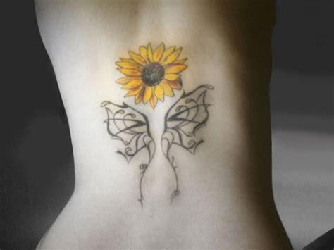 sunflower tattoo designs ideas  meaning