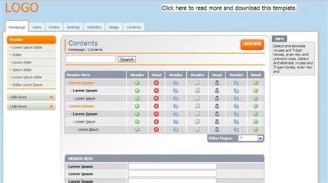 plantillas css  html  panel de administrador