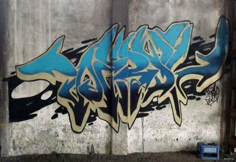 Graffiti De Werdil Kbza En San Juan Del Puerto (huelva