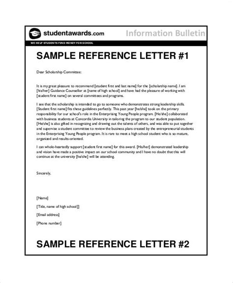 Writing A Recommendation Letter For A Student Writing A Summary