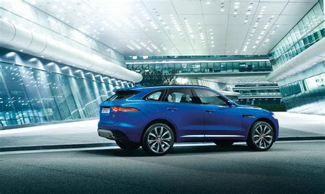 The New Jaguar Fpace First Edition Mrgoodlife