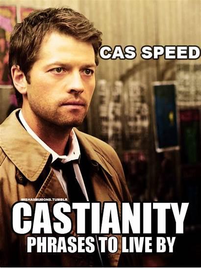 Castiel Supernatural God Reference Cas Understand Dont