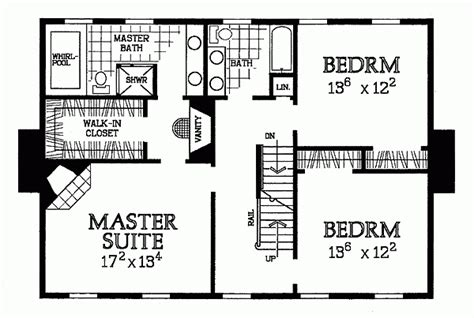 bedroom country house plan favethingcom