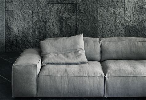 living divani sofa neowall sofa designed by piero lissoni twentytwentyone