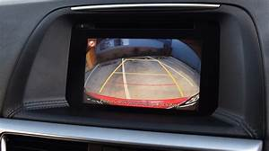Car Rear View Backup Reverse Camera And Connection Cable