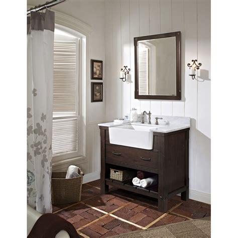 fairmont bathroom vanities fairmont designs 36 quot napa farmhouse vanity aged cabernet