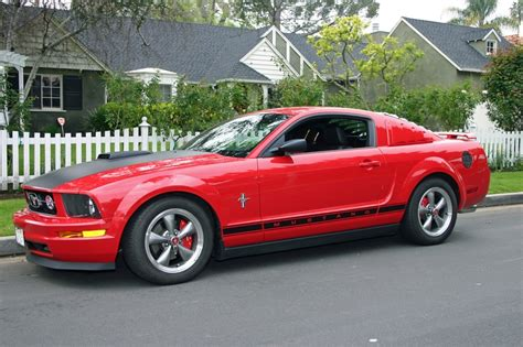 amazing 2006 ford mustang 2006 ford mustang v6 news reviews msrp ratings with