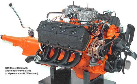 Chrysler 426 Hemi Engine