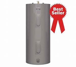 Water Heater  Electric 50 Rheem Tall Se  6