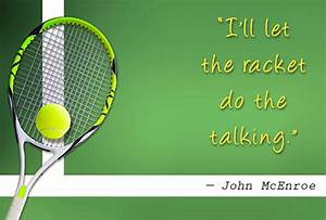 Inspirational Quotes For Tennis Players. QuotesGram