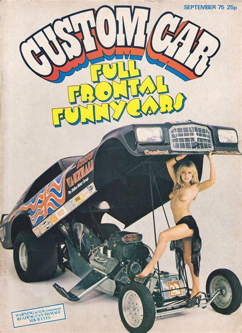 Retrospace Vintage Wheels #26 1970s Custom Car Magazines