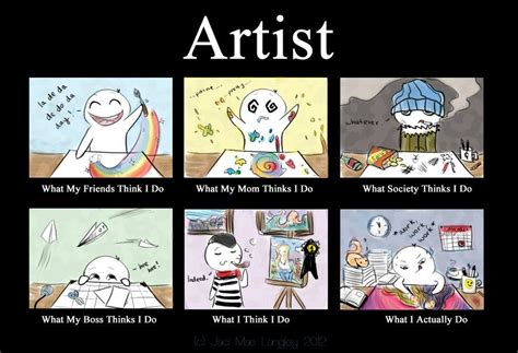 Artist Meme - you painted these all by yourself meghan sours