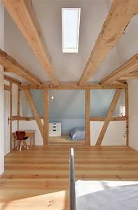 Holzbalken Als Raumteiler : sanierung eines alten fachwerk katen an der ostee mit anbau klassisch schlafzimmer berlin ~ Sanjose-hotels-ca.com Haus und Dekorationen