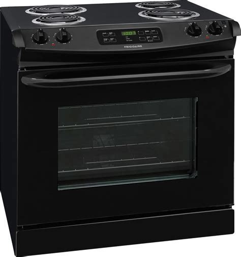 Frigidaire FFED3015PB 30 Inch Drop In Electric Range with